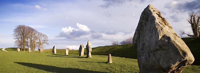 Stone Circles - Avebury Stones
