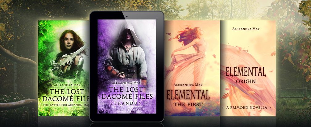 Elemental The First by Alexandra May