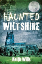 Book - Haunted Wiltshire by Keith Wills